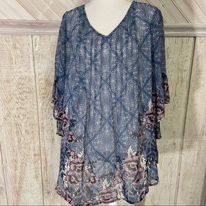 Gorgeous Style & Co Top